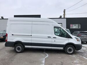 2018 Ford Transit HIgh roof 148 . LOADED!