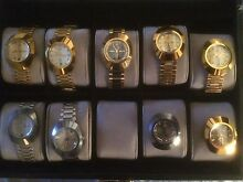 Rado Diastar Mens Watch Collection x 9 watches Hornsby Hornsby Area Preview