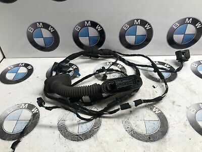 05-12 BMW 3 SERIES E90 E91 Wiring Loom Front Door Left Passenger Side 6938218