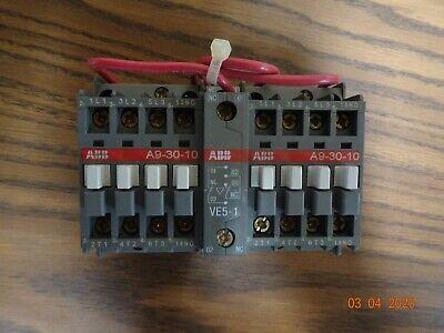 A9M-30-10-81 Interlocked Contactors