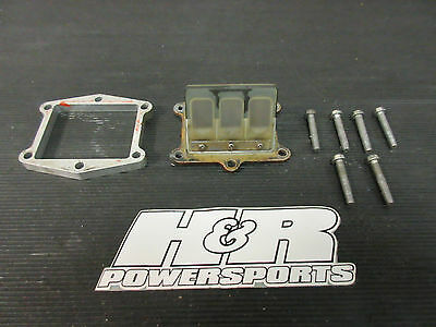 1987 Honda TRX250 Reeds, Cage, 87 TRX 250 B3593