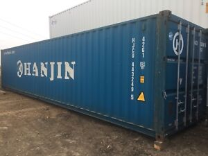 40' Used Containers Excellent Condition