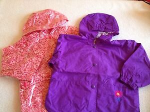 Girls 3T spring jackets