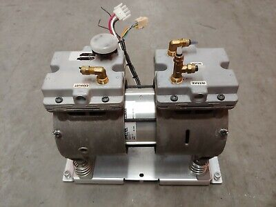 Thomas Model 2618zc3244-470 Vacuum Pump Aeration Pump Compressor