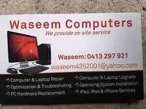 Waseem computer specialist Broadmeadows Hume Area Preview