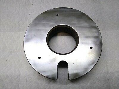 South Bend Logan Dog Plate Face Plate 5-12 Dia 2-14 X 8 Back Free Shiping