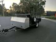 Trailer with large Tool Box Mulgrave Monash Area Preview