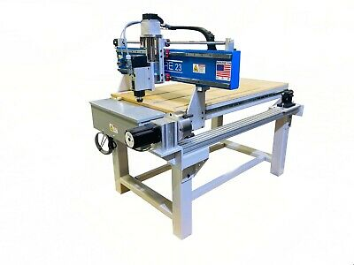 Shopsabre Cnc 23 Bench Top Router System