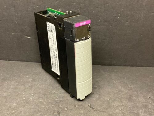 Allen Bradley 1756-HSC A 1756-TBCH A ControlLogix High Speed Counter Module PLC