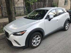 Lease transfer Mazda CX-3 AWD