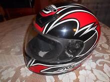 A Nitro racing motorbike helmet. Large size. Mount Pleasant Ballarat City Preview