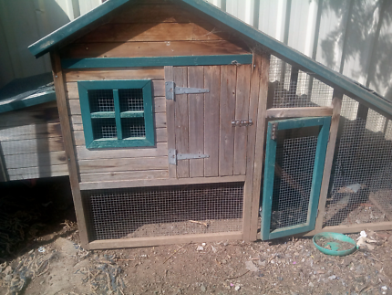Hutch for chickens or rabbits