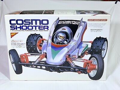 Nichimo Cosmo Shooter Radio Control 110 Off Road Rc Car New Open Box Collectors