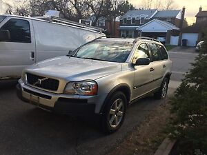 2003 Volvo XC90 T6 AWD (transmissions not working)