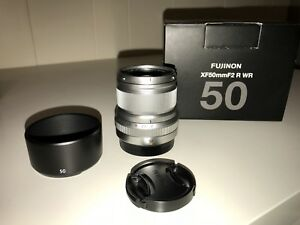 FUJI 50mm f2.0 lens. MINT CONDITION