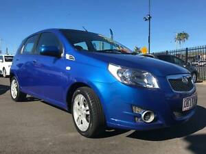 2010 Holden Barina TK Hatchback Bundaberg West Bundaberg City Preview