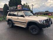1998 Nissan Patrol SUV GU ST RD28 Melbourne CBD Melbourne City Preview