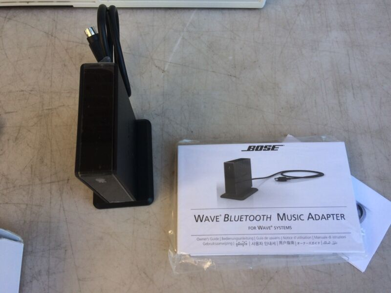 Bose Bluetooth Adapter For Wave