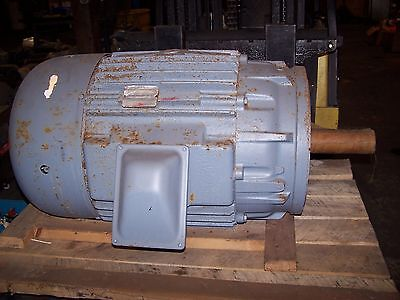 NEW DELCO 100 HP AC ELECTRIC MOTOR 445UC FRAME 1785 RPM 460 VAC TEFC 4G8154C2