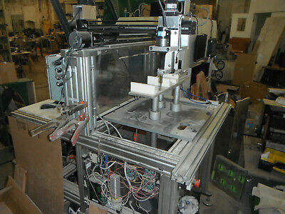 Cnc Router Light Duty W Dumore Spindle 7000