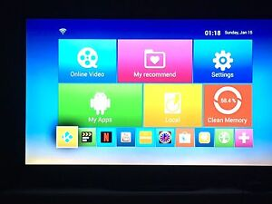 Android TV Box (Fully Loaded)