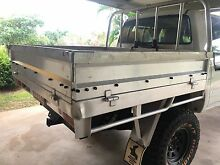Custom Toyota Hilux Tray & Canopy For Sale Farrar Palmerston Area Preview