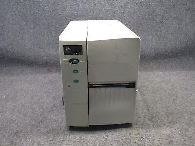 Zebra Technologies 2746e Direct Thermal Transfer Monochrome USB Label Printer for sale  Rochester