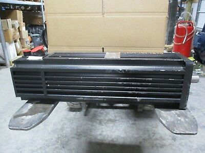Elwood Gettys Permanent Magnet Ac Servo Motor 121623k Rebuilt