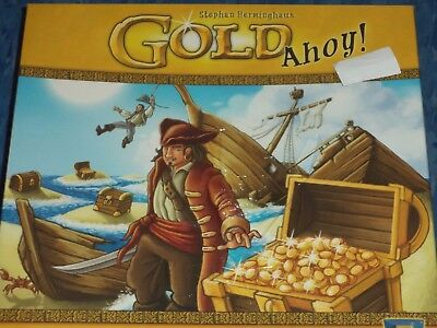 Gold Ahoy! - Mayfair Games Board Game New Kids & Childrens Game Pirates