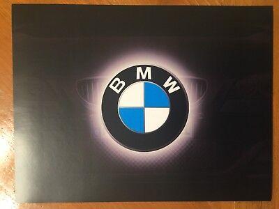 Tin Sign Vintage Metal BMW
