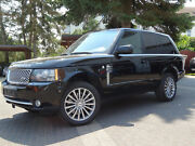 Land Rover Range Rover V8 TD Autobiography- VOLL+ STANDHZG