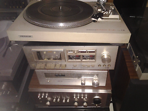 WANTED -old STEREO Hi-Fis or RECORD players Everton Park Brisbane North West Preview