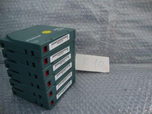 6 units lot Fujifilm  LTO-4 Ultrium data cartridge  800GB / 1600GB