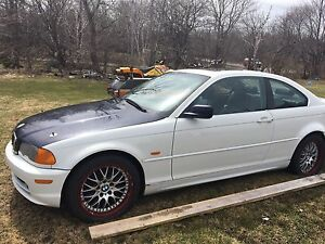 2000 BMW 323ci coupe project