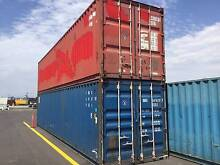 40ft Shipping Container. Bgrade. Also: Sales & Transport Vicwide Sunshine West Brimbank Area Preview