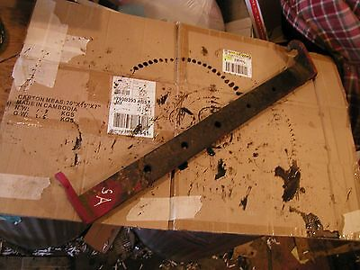 Farmall Sa Tractor Originl Ih Horseshoe Drawbar Swinging Drawbar Anchor Brace