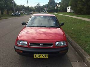 1996 Daihatsu Applause Sedan Ermington Parramatta Area Preview