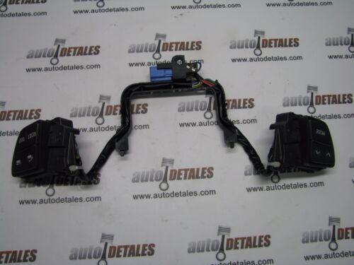 Lexus LS 460 steering wheel control switch  75B648 used 2007