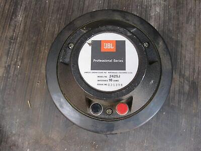 Aftermarket Diaphragm passend für  JBL 2425//2426  16 ohm  Neu #44