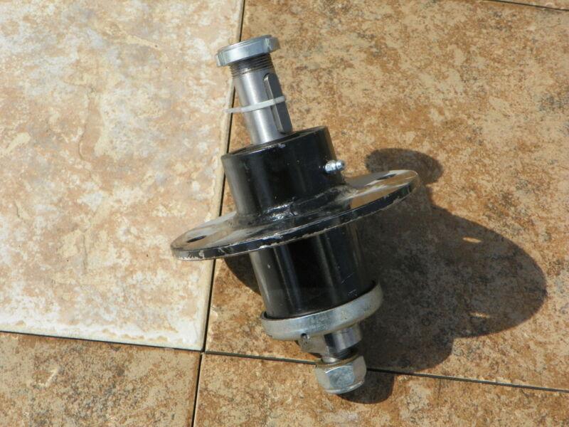Del Morino Finish Mower Blade Spindle Code Srm051d Fits Srm
