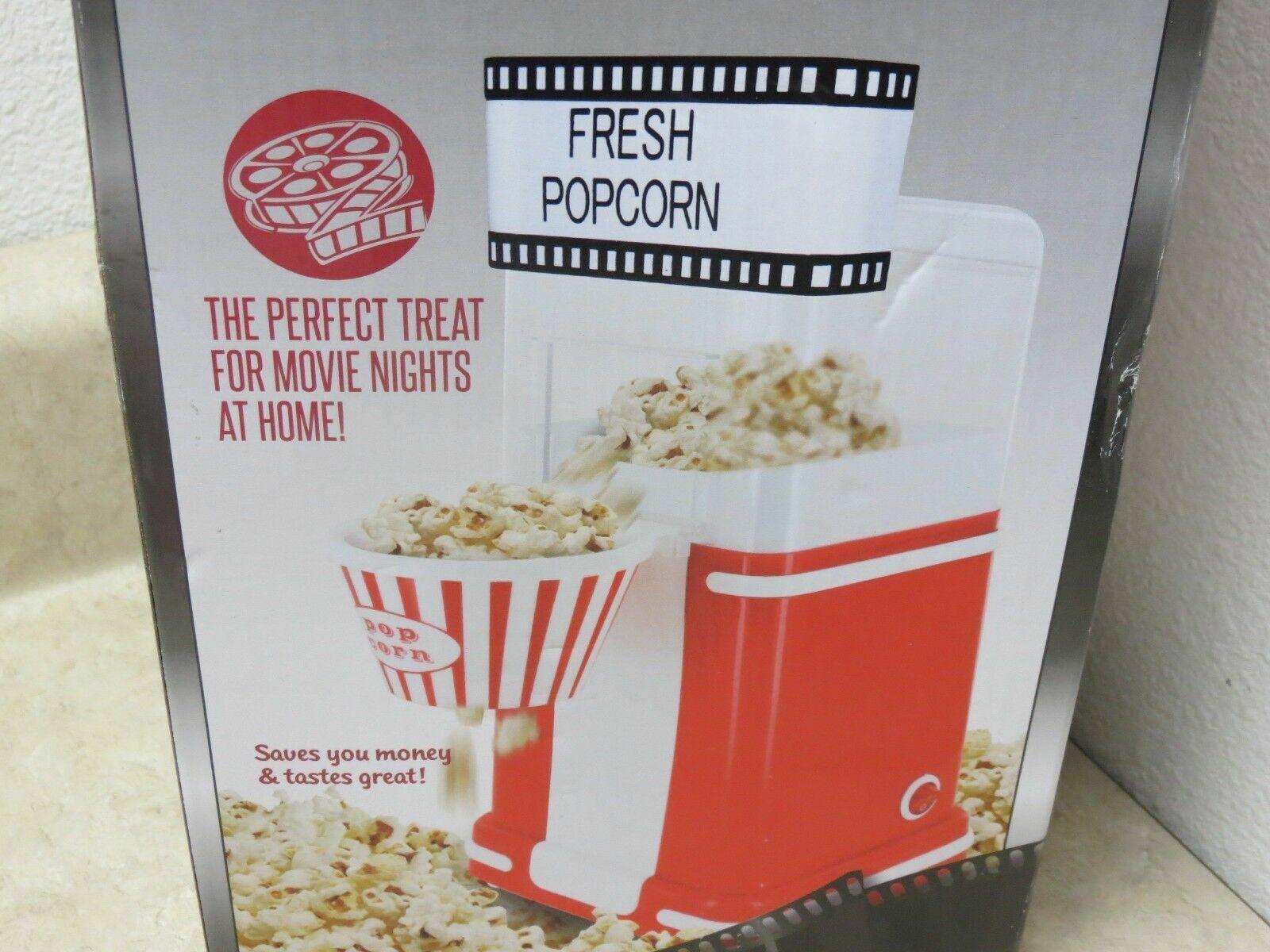 movie theater popcorn popper