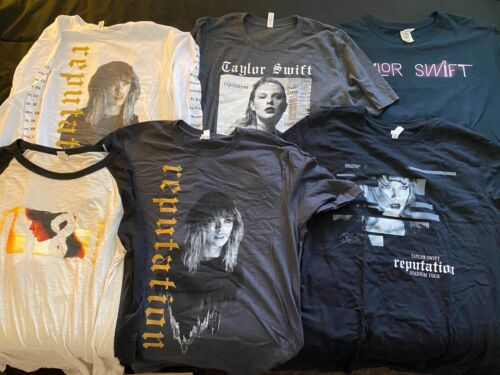 Taylor Swift Clothing Merch Lot (16 Pieces)