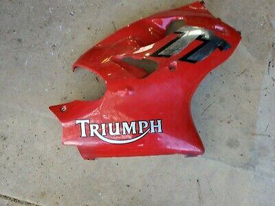 2002 Triumph TT600 Right Side Fairing
