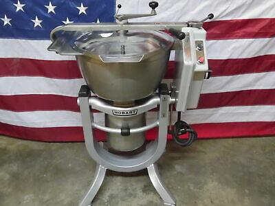 Very Clean Refurbished Hobart Hcm450 Hcm-450 Vertical Mixer Cutter Vcm