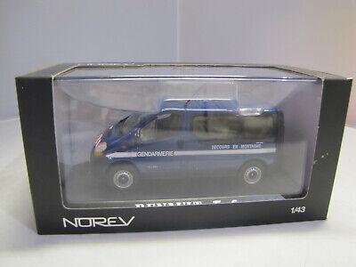 Norev 518061 Renault Trafic Gendarmerie 1:43