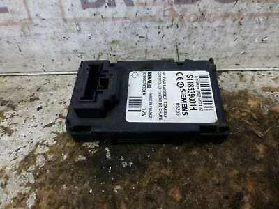 RENAULT MEGANE 2006-2008 IGNITION CARD READER 8200074331A