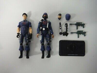 G.I. Joe Warrant Officer Flint (V13) x 2 Season 24 2008 Hasbro