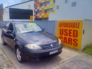 2005 Holden Viva Hatchback 1 Year Roadside Assist Woy Woy Gosford Area Preview