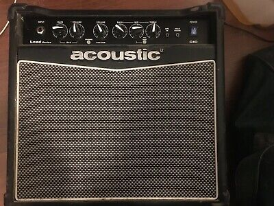 Acoustic Lead Guitar Series G10 10W 1x8 Guitar Combo Amp Amplifier
