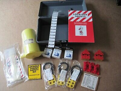 Brady Prinzing Economy Electrical Breaker Lockout Kit 262-lkx Y235176